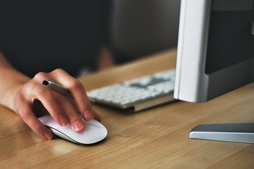 myš počítač